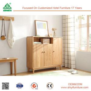収納キャビネット白いMDF部屋のキャビネットが付いている現代浴室