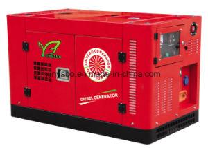 de Diesel 900kw Weiman Reeks van de Generator met Geluiddicht