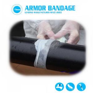 기름 & 가스 붕대를 감싸는 저항하는 PVC 관 수선 기갑