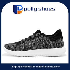 2018 Comercio al por mayor zapatos de lienzo lienzo cómodos zapatos hombres