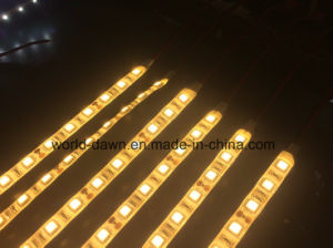 SMD3528 de la luz de tira de LED blanco cálido