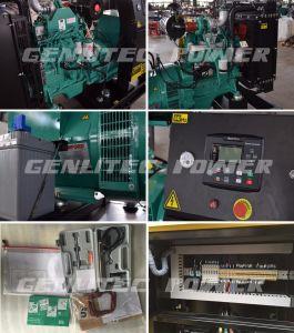 40kVA 50kVA 60kVA 100kVA Exécution automatique du générateur diesel Cummins