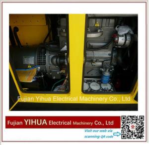 générateur diesel silencieux de 20kw/25kVA Weifang avec du ce Approval-20170825b d'engine de Ricardo
