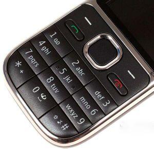 De goedkope Eenvoudige Telefoon van de Cel van de Telefoon van de Staaf voor Nokia Mobiele C2-01