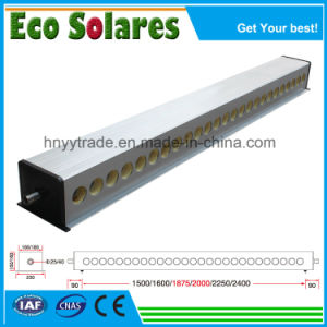 Para el Hotel/escuela/Hospital/Agua Caliente de fábrica el suministro de tubos de vacío colector solar
