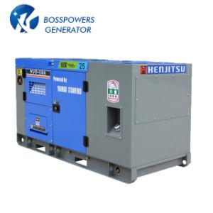 5 КВА бесшумный дизельных генераторных установках с двигатель Yanmar