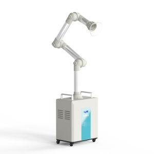 Sistema de vacío extraoral Ventosa de aerosoles de Clínica Dental Laboratorio Médico del Hospital de Diagnóstico quirúrgico equipo dentista