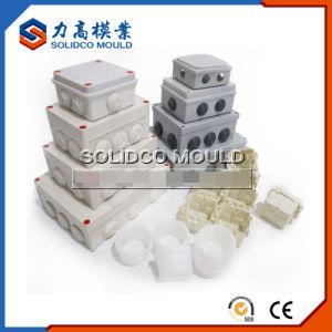 El uso de la construcción están ajustadas Made in China molde de la caja de empalmes eléctricos