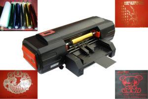 디지털 평상형 트레일러 포일 인쇄 기계 평상형 트레일러 포일 기계 Adl 330b
