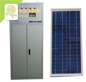 10000W système d'énergie solaire PV générateur hors réseau (avec panneau de commande)