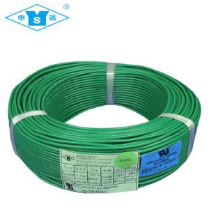 UL3132 силиконовый кабель провода 17AWG красный/черный