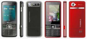 De dubbele Mobiele Telefoon van TV SIM (GK1000)