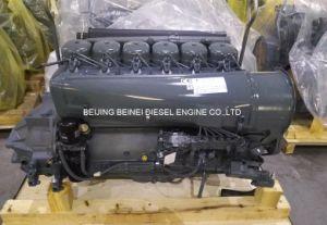 掘削機のためのディーゼル機関Deutz空気によって冷却されるF6l912
