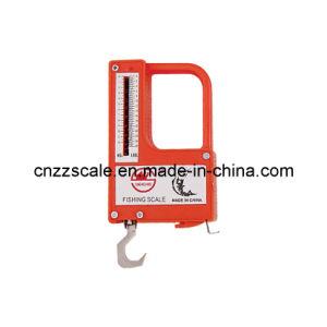 scala di pesca di plastica portatile meccanica della maniglia Zzg-201