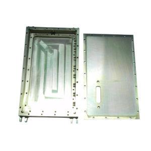 CNC van het Aluminium van het Metaal van de precisie de Gietende Delen van het Malen
