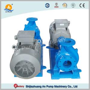 Haut de la tête centrifuge grand débit de pompe à eau propre