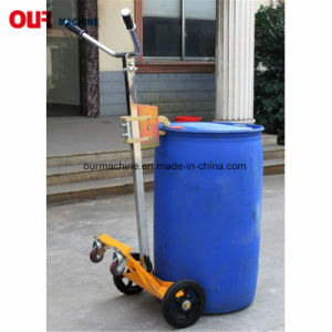 450kg Capacity Eagle Grip Portable Oil Drum Trolley De450d