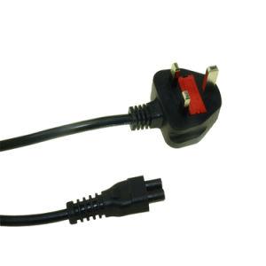 6 футов 3 штырьками шнур питания переменного тока PS3, PS4 UK кабель питания для компьютера ноутбук