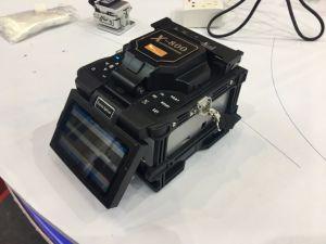 Shinho Kern-Ausrichtungs-Faser-verbindene Optikmaschine