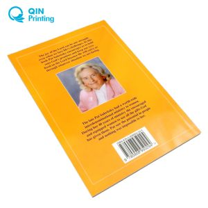 Cmyk経済的な4カラー商業本の印刷