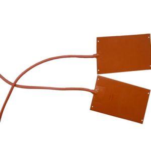 전기 3D 인쇄 기계에서 사용되는 방수 둥글거나 정연한 모양 실리콘고무 히이터