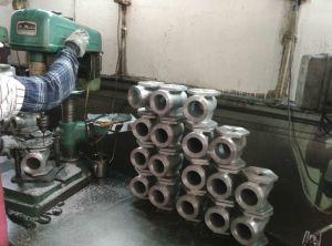 Filtro Single-Stage Coaxial de alimentação de fábrica para dispensador de Combustível