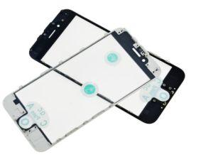 De koude LCD van de Vervanging van de Pers Voor BuitenLens van het Glas van het Scherm van de Aanraking met de Film van Oca van het Frame voor iPhone 8 7 6 6s plus