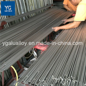 China AISI 304 ANSI 316 Incoloy Rang 800 Roestvrij staal om Staaf