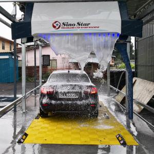 La lavatrice dell'automobile di Touchless del professionista di 100% per l'industria della strumentazione del lavaggio di automobile Io-Tocca la rondella dell'automobile nella fabbrica S9 della Cina
