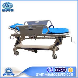 Bd111 Transferência de paciente do Hospital do tipo I Maca de Ambulância de alumínio