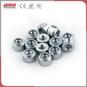 Conception personnalisée M1.0~M12 vis ronde insérer l'écrou hexagonal en acier pour la construction