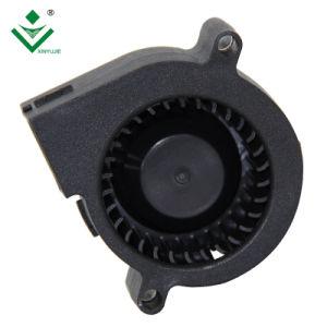 5020 kleines des Gleichstrom-6500rpm Hochgeschwindigkeitsluft-Gebläse 50*50*20mm Gebläse-Ventilator-5V 12V für Stadiums-Lampe