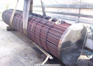 De Engelse Buis van het Staal van Hoge druk 10216-2 16mo3 Naadloze van Boiler/Warmtewisselaar