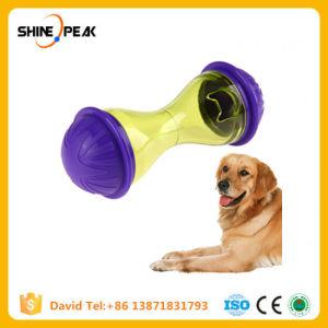 Cão de estimação brinquedos vazamento basculante da Esfera Alimentar Gatos exercício de treinamento Taça divertido brinquedo saborosa mercadorias do alimentador para produtos animais de estimação para cães