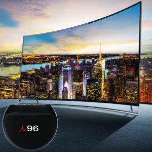 Androider intelligenter Kasten Fernsehapparat-I96 mit Amlogic S905X Vierradantriebwagen-Kern 2GB RAM/16GB ROM mit Tastatur des Radioapparat-I8