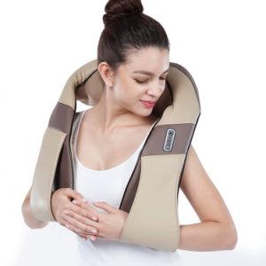 Shiatsu fábrica de espalda y cuello masajeador para oficina en casa coche