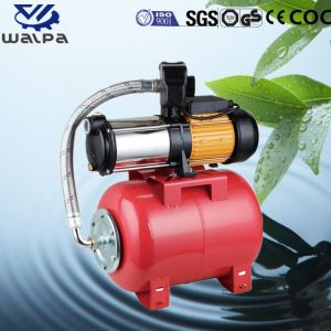 Automatic Stainless Steel Jet Self - Priming Pump with Brass Impeller