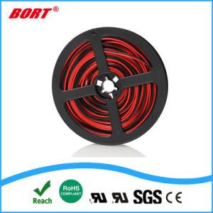 UL 2468 двигатель красный и черный кабель с изоляцией из ПВХ RoHS автомобильной аудиосистемы