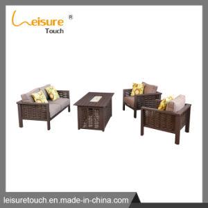 Piscina Pátio moderno lounge SOFA LAZER Cadeira de jardim café mesa de jantar