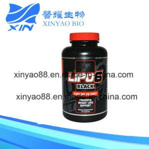 La pérdida de peso saludable Suplemento Nutrex Lipo-6 adelgaza la cápsula y la cápsula de pérdida de peso