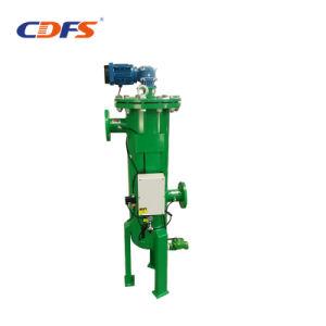 Acero inoxidable Self-Cleaning automática de filtro de agua para el tratamiento de aguas industriales
