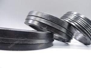 Guarnizione a forma di V della gomma del Rod della lavatrice dell'imballaggio