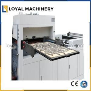 Cer-anerkannte automatische stempelschneidene Papierherstellung-Maschine