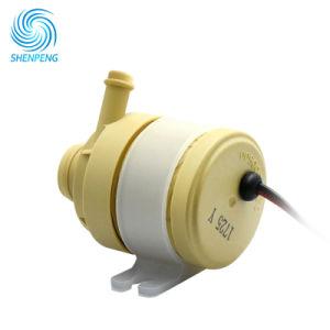 Faible bruit 12 Volt Micro pompe pour machine à café