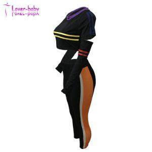 Black Strippes Rip haut et pantalon de récolte