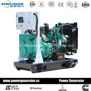 125kVA Cummins Generator-Set super leises 60Hz mit grossem Kraftstofftank