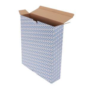 공장 직접 주문 도매 포장 물결 모양 상자