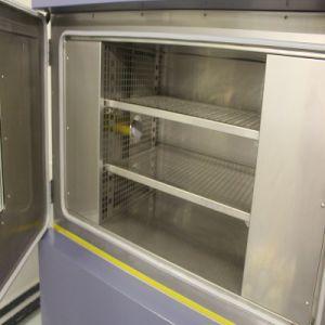 Trois zones de vente chaude Essai de choc thermique de détente avec 50L