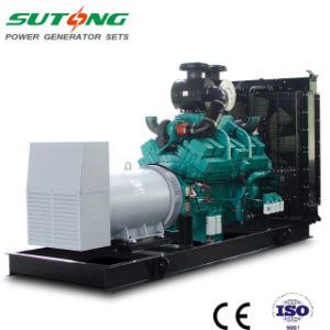 Bastidor abierto para servicio pesado Powered by 800kw 1000kVA Cummins generadores diesel