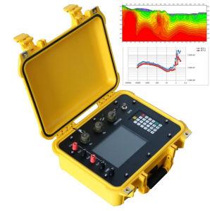 Équipement de levés géophysiques électromagnétiques de la SCEM Controlled-Source Audio-Frequency Magnetotellurics/ Csamt (CSAMT) Les eaux souterraines de l'exploration géothermique
